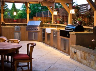 Attrayant Outdoor Grills U0026 Fireplaces