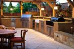 Outdoor Firepits and BBQ Grills